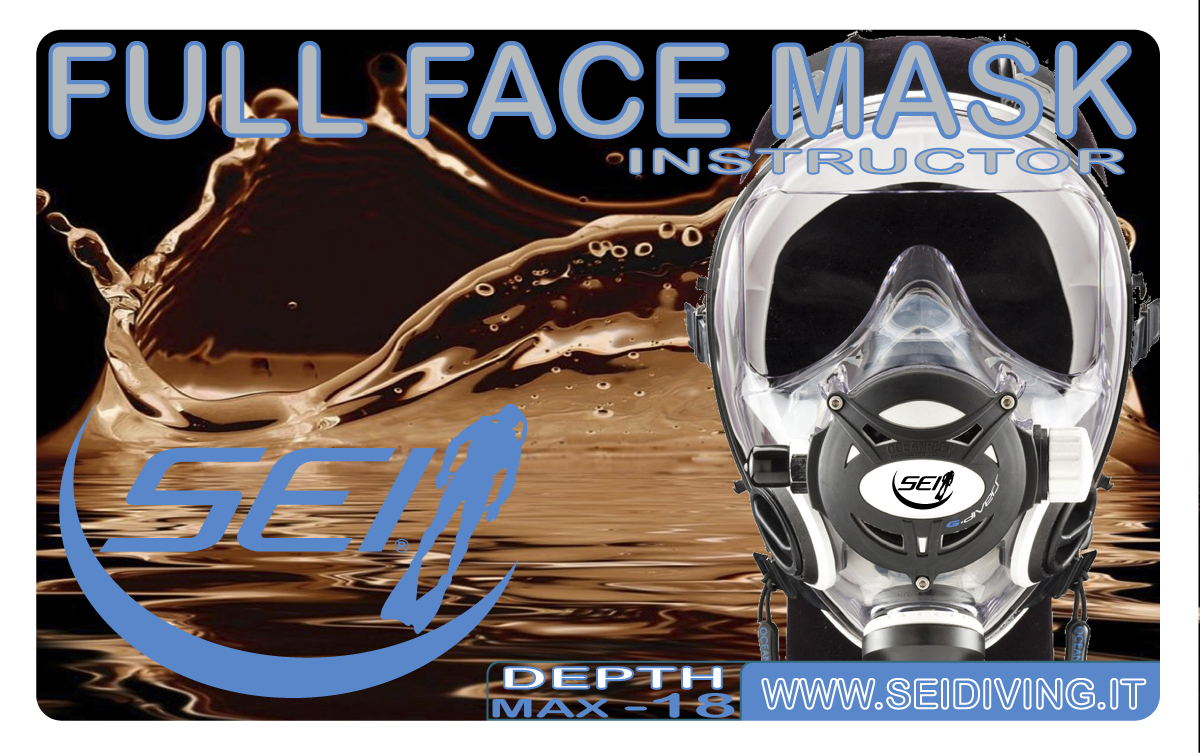 Full Face Mask Instructor